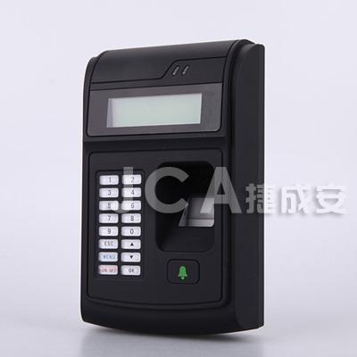 指纹门禁机 指纹刷卡一体机 id感应卡门禁机 rf id 刷卡机